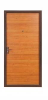 Сейф-двери Бульдорс-10 Миланский орех