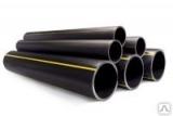 Труба полиэтиленовая газовая ПЭ 80/100 SDR 11 d110х10, отрезки п.м