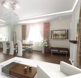 Дизайн интерьера квартир, домов, офисов, магазинов.